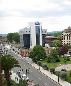 imagen del edificio donde se encuentran las nuevas oficinas